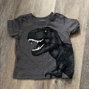 Dinosaur baby shirt carters